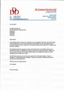 3D Contract Services Testimonial